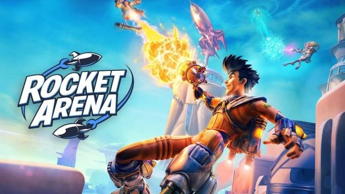 Nexon's Online Shooter 'Rocket Arena' Enters