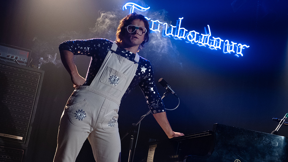 'Rocketman' Music Producer Giles Martin on Making Elton John's Classics Blast Off Again