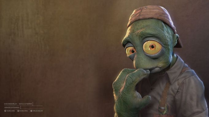 First Look At 'Oddworld: Soulstorm' Gameplay
