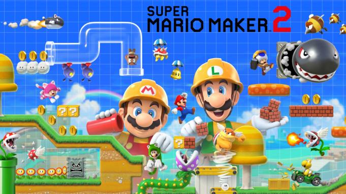 'Super Mario Maker 2' Has An