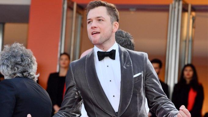 Taron Egerton Cannes Film Festival 2019
