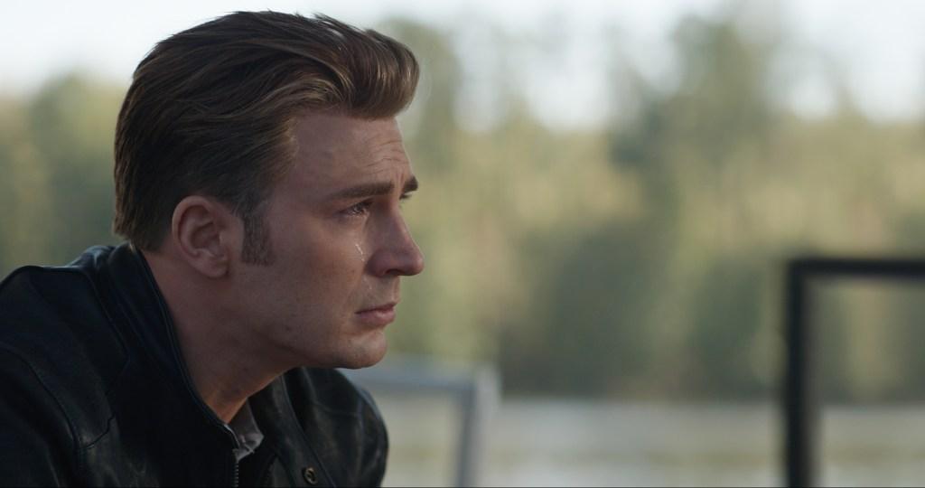 Captain America Endgame Retire