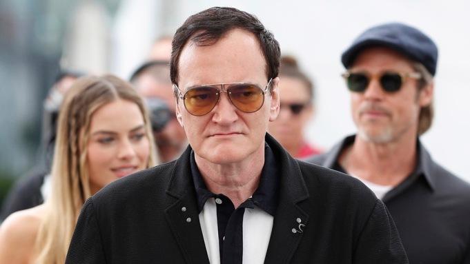Quentin Tarantino Loses Temper at 'Once