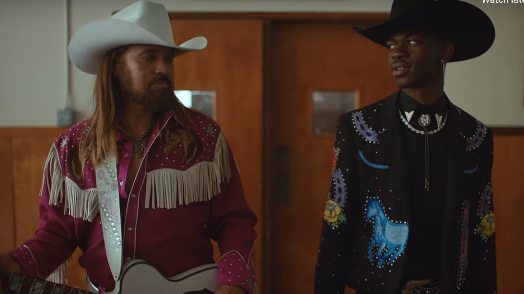 Watch Lil Nas X S New Old Town Road Video With Chris Rock Diplo Variety
