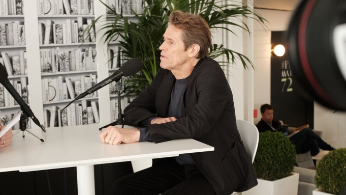 Willem Dafoe Talks 'The Lighthouse' and