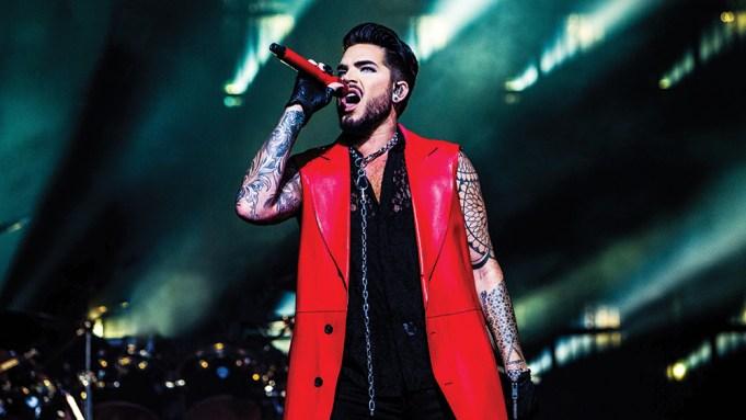 Adam Lambert Queen