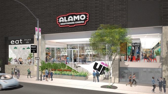 Alamo Drafthouse LA