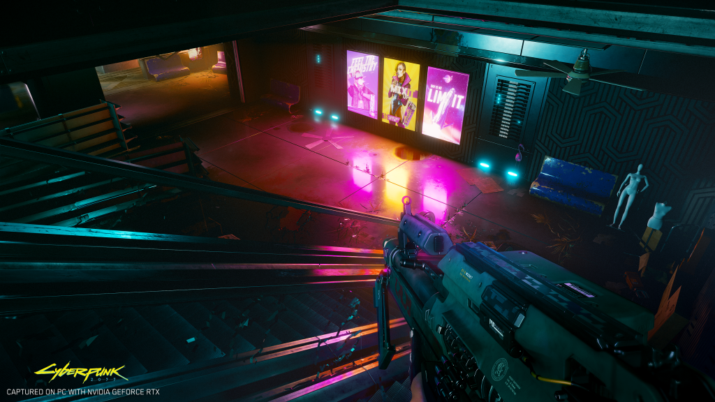 Cd Projekt Red Defends Ad With Trans Imagery In Cyberpunk 2077 Variety