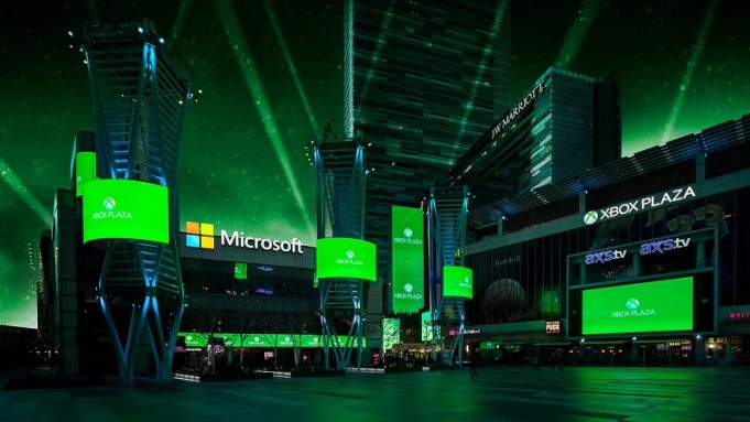 The Microsoft Theater