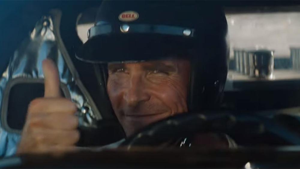 Ford V Ferrari Trailer Christian Bale Matt Damon Team Up Variety