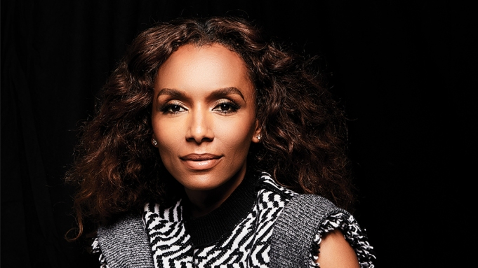 Janet Mock photographed for Variety on