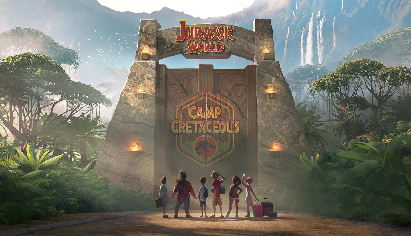 Image result for camp cretaceous
