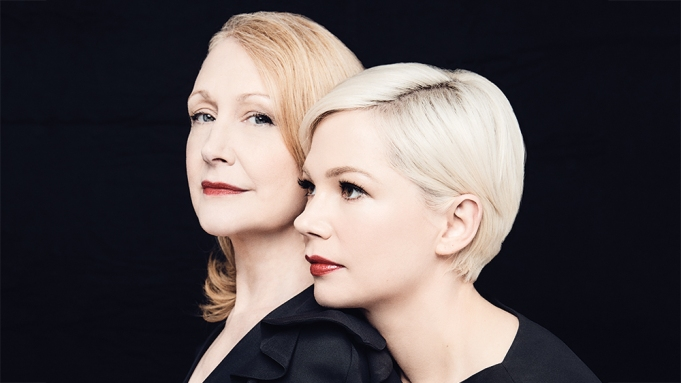 Michelle Williams Patricia Clarkson Variety Actors