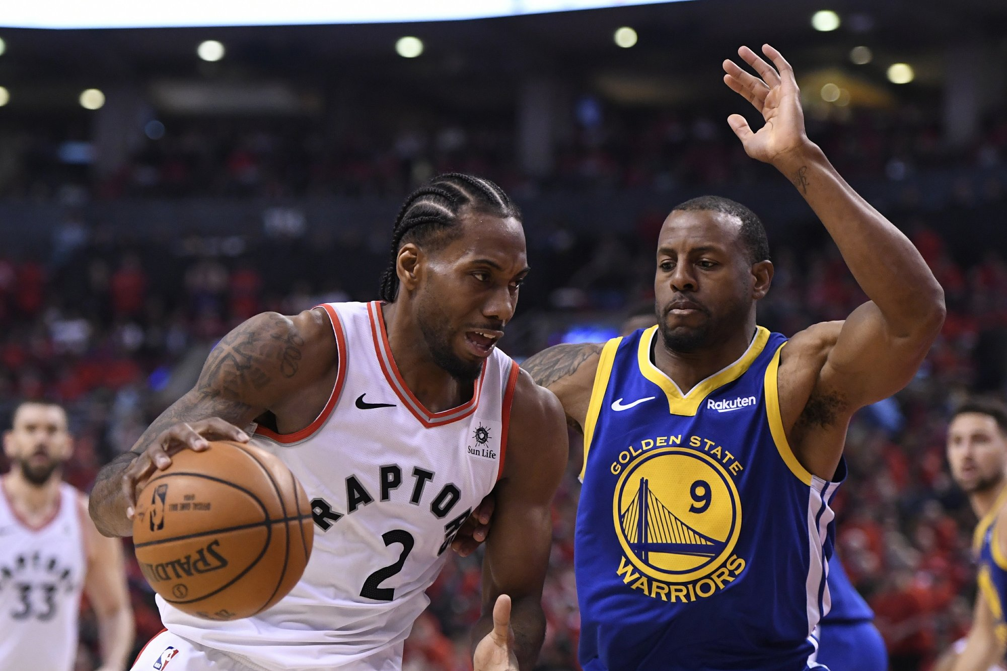 Tv Ratings Nba Finals Game 6 Dunks On Competition Variety