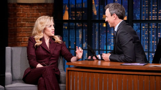 LATE NIGHT WITH SETH MEYERS --