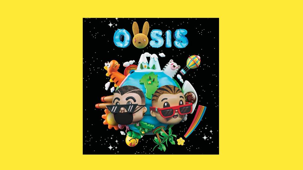 Album Review: J Balvin & Bad Bunny's 'Oasis'