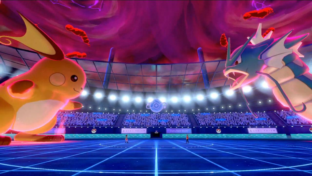 Pokemon Sword and Shield' Bringing Giant Pokemon Raids to Switch - Variety