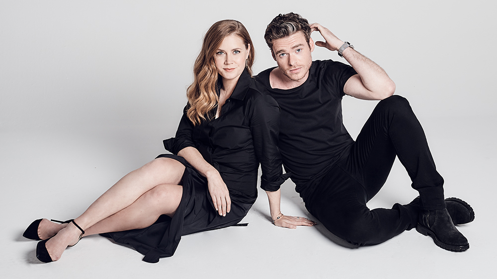 Richard Madden and Amy Adams on Nude Scenes and 'Acting as Therapy'