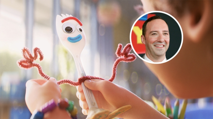 Tony Hale Forky Toy Story 4