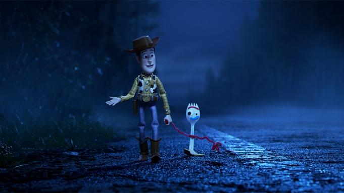 'Toy Story 4' Dominating North American