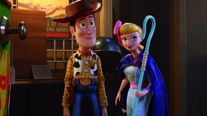 CLOSE QUARTERS – In Disney and