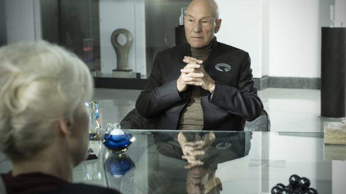 Patrick Stewart as Jean-Luc Picard of