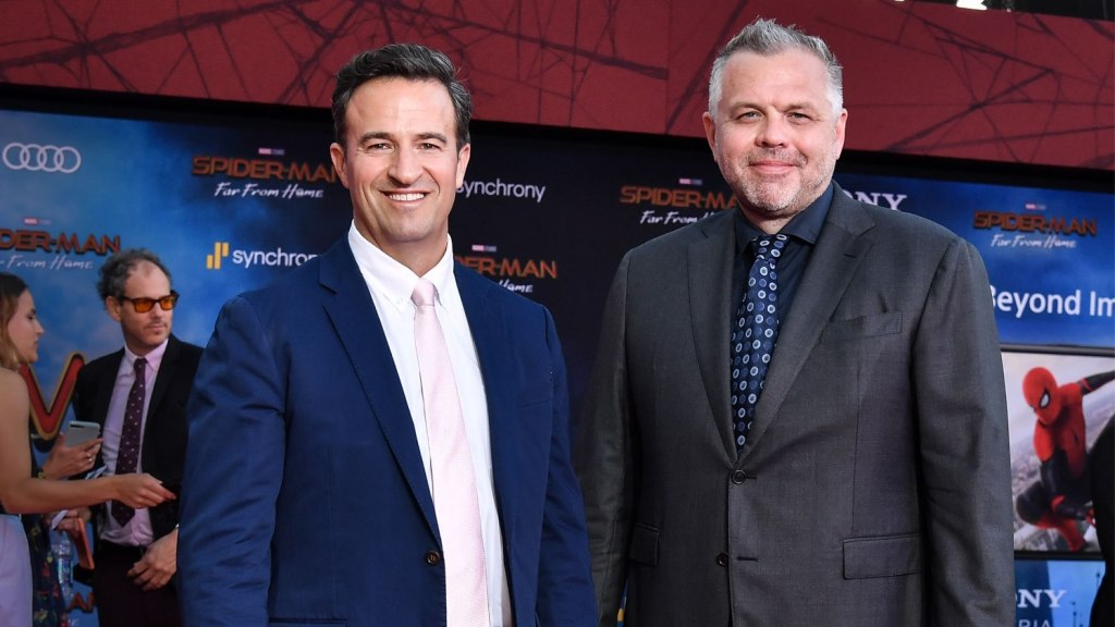 Chris McKenna and Erik Sommers Spider-Man: Far From Home spoilers