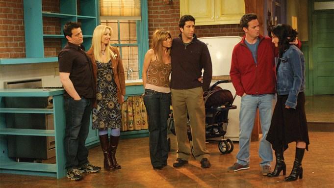 Friends Final Episode Streaming Wars