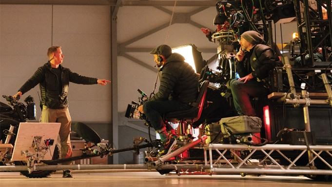 Hobbs and Shaw Stunts BTS