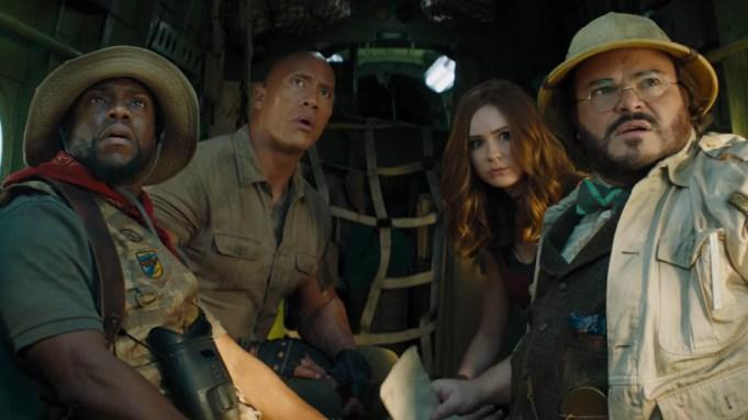 Jumanji Sequel Drops First Trailer