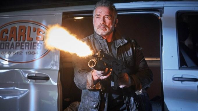 erminator: Dark Fate Arnold Schwarzenegger