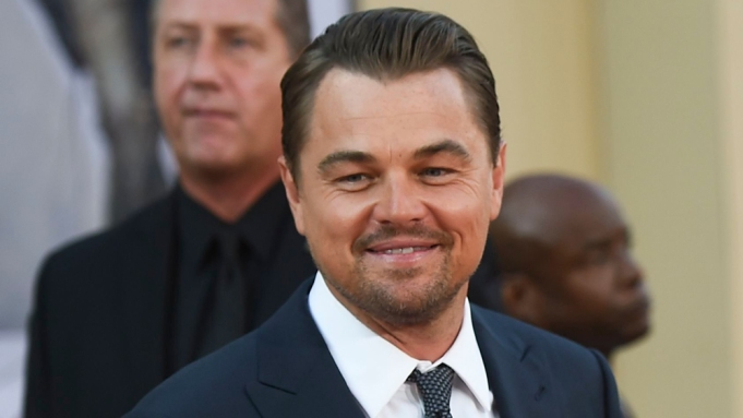 Leonardo DiCaprio'Once Upon a Time in