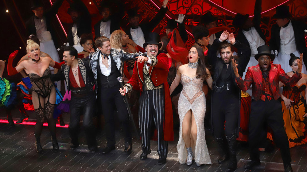 'Moulin Rouge' Opens on Broadway, Cast Talks Movie-to-Stage Adaptation