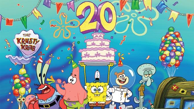 Spongebob Squarepants at 20