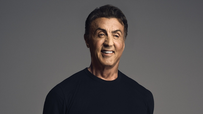 Sylvester Stallone Variety Cover story