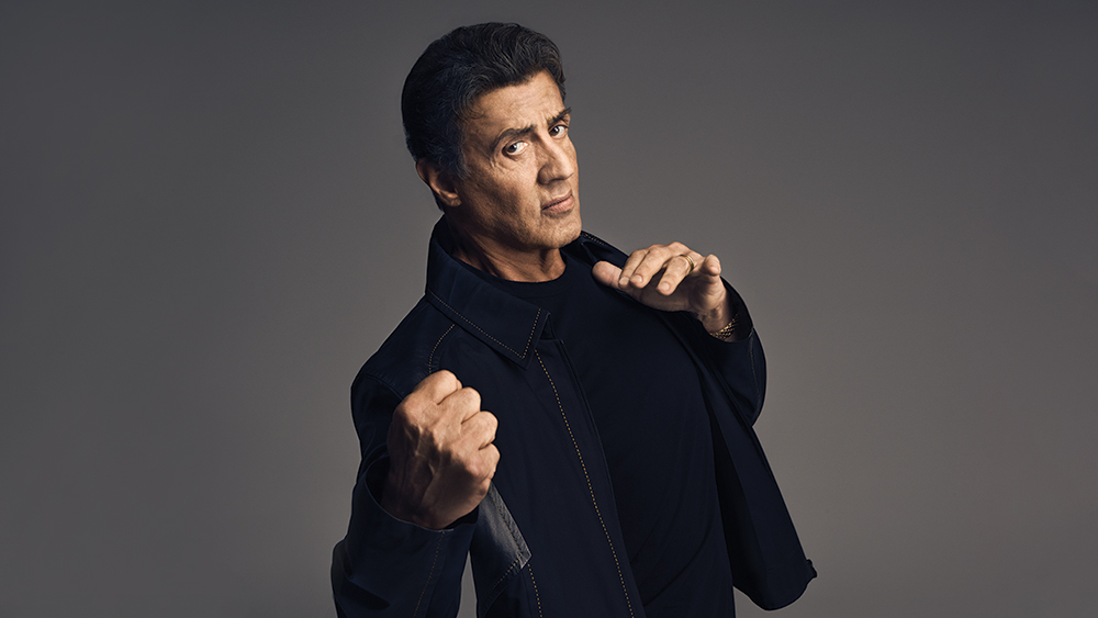 Sylvester stallone young life