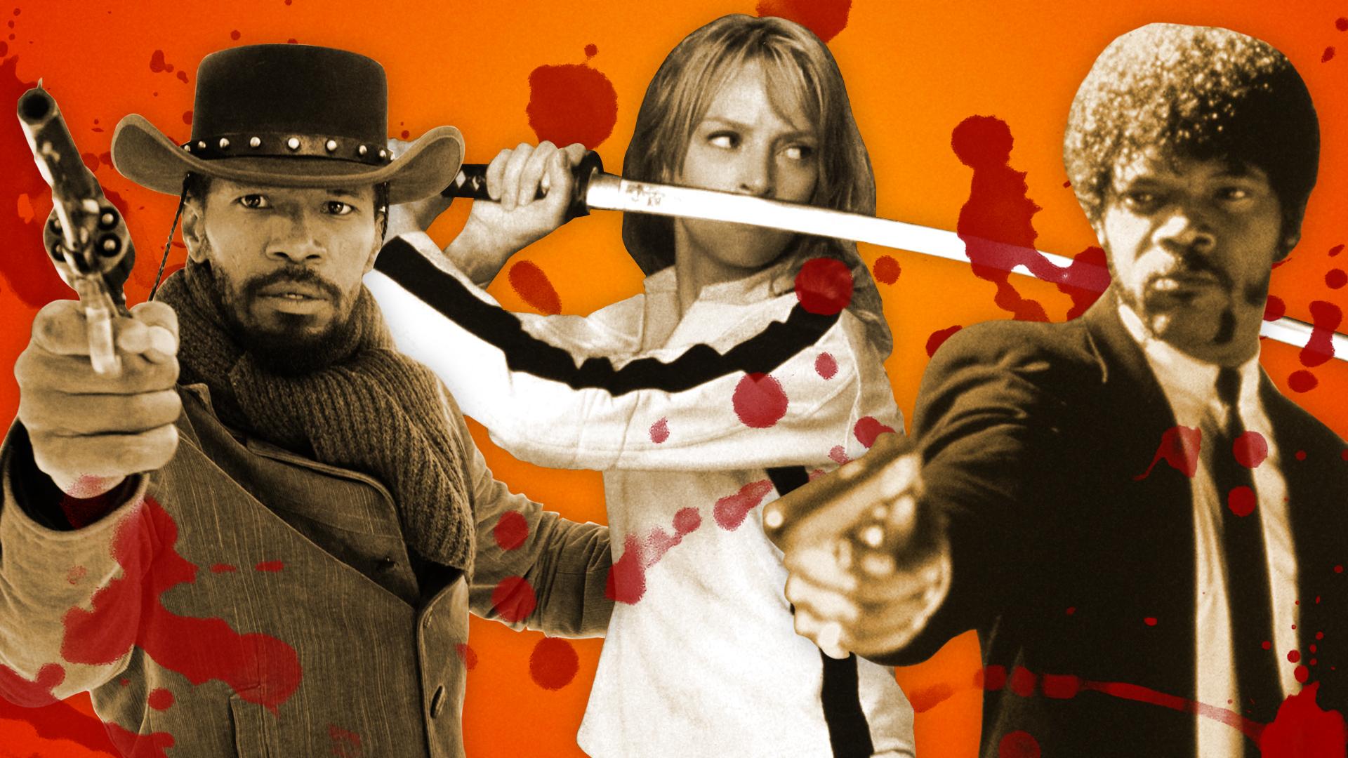 Quentin Tarantino movie