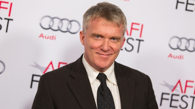 """Anthony Michael Hall attends a special screening of 'Foxcatcher' during the AFI FEST 2014 at Dolby Theatre on in Los Angeles2014 AFI Fest - """"Foxcatcher"""" - Arrivals, Los Angeles, USA"""
