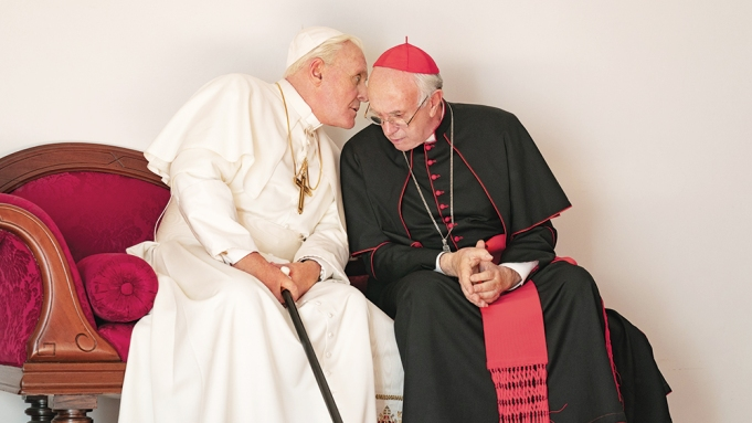 Fernando Meirelles The Two Popes