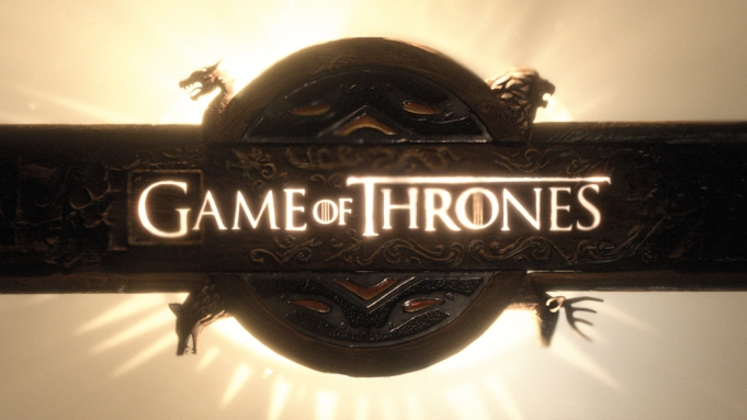 Game of Thrones title sequencecredit: COURTESY OF HBO