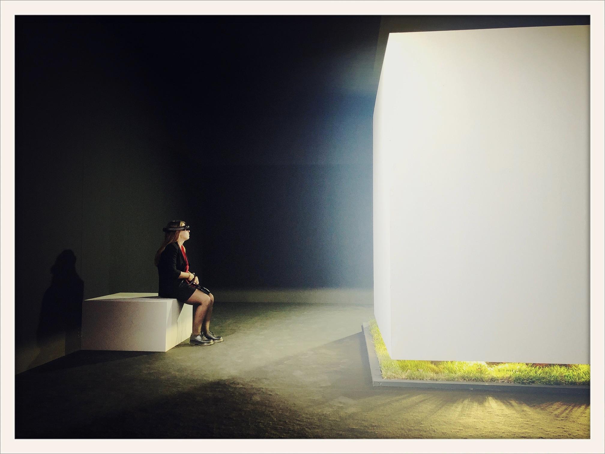 Those Sleepless Nights Venice installation