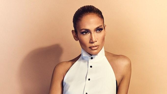 Jennifer Lopez Variety Cover Story