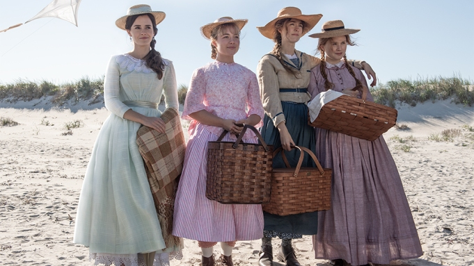Emma Watson, Florence Pugh, Saoirse Ronan,