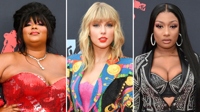 Mtv Vma 2019 Fashion Best Looks From Taylor Swift To Lizzo Variety