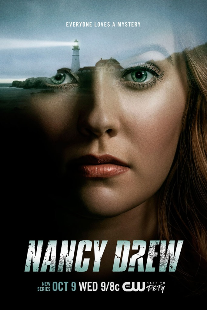 Nancy Drew -- Image Number: NCD_S1_8x12_300dpi.jpg -- Pictured: Kennedy McMann as Nancy -- Photo: Frank Ockenfels 3/The CW -- © 2019 The CW Network, LLC. All Rights Reserved.
