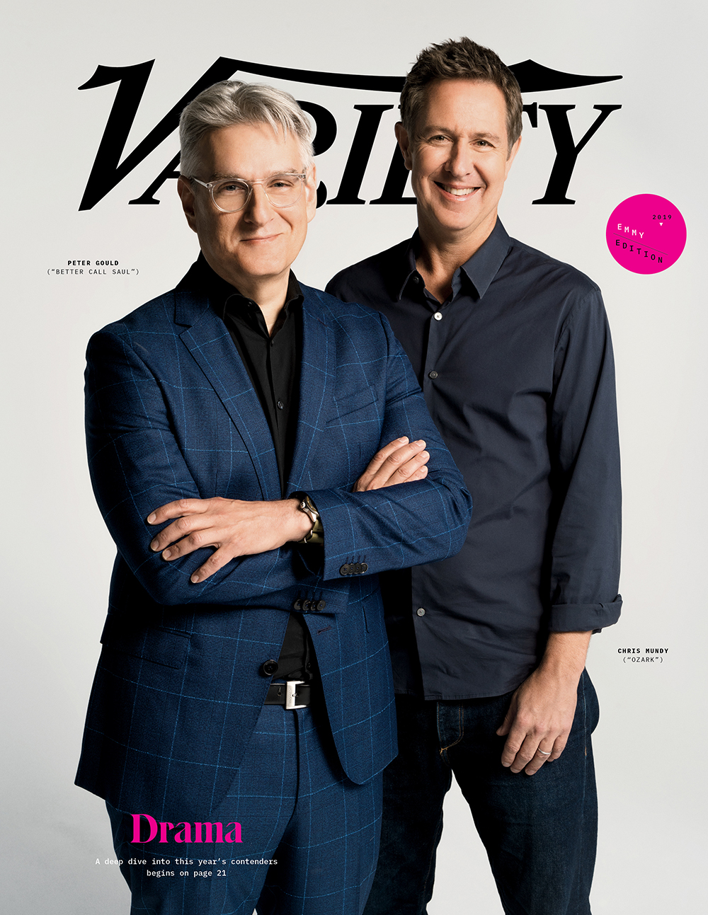 Peter Gould Chris Mundy Variety Emmy EE Cover