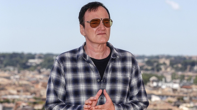 Quentin Tarantino Once Upon a Time