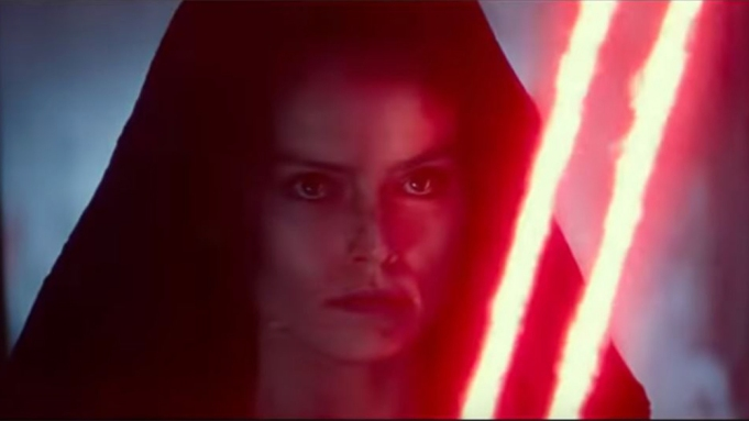 Daisy Ridley Rise of Skywalker