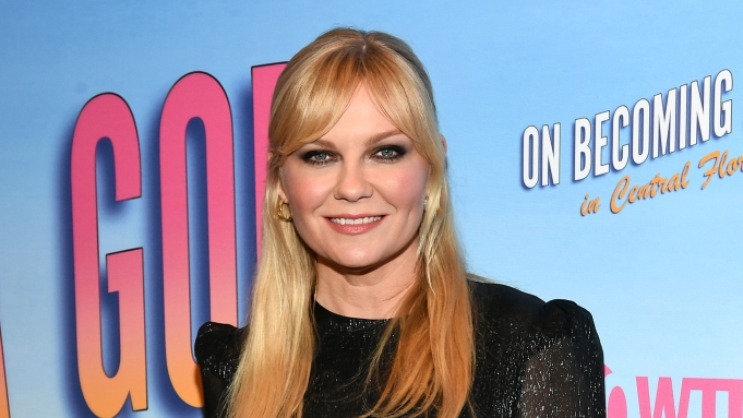 Kirsten Dunst'On Becoming a God in