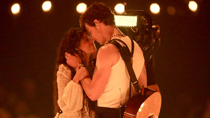 Shawn Mendes and Camila CabelloMTV Video